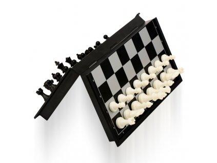 Mini šachy - magnetické