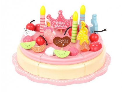 Dřevěný dort pro děti, 11223