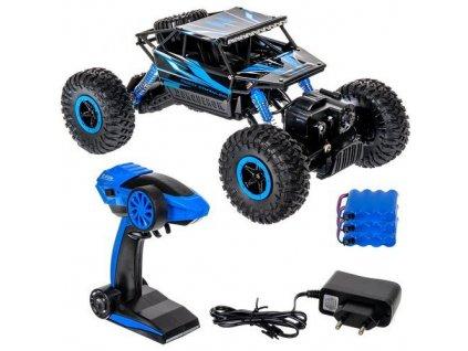 RC Auto Bugy 1:12 4 x 4 modré, 11603