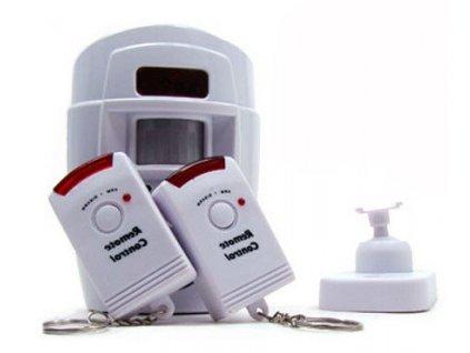 VV00075 alarm se senzorem pohybu 8