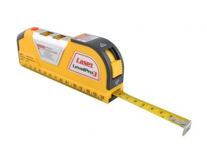 Laserová vodováha se svinovacím metrem, 1087