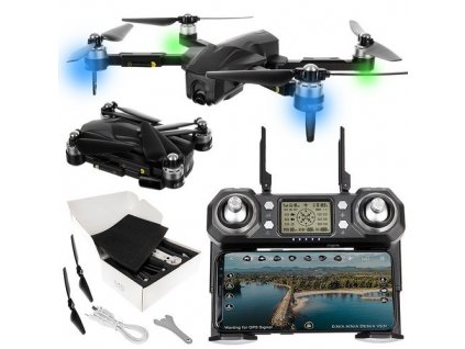 Dron s kamerou 4K 5G GPS XMR/C, 11697