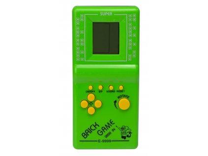 Gra Gierka Eletroniczna Tetris inne gry 9999in1 4