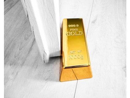 eng pl Gold bullion door stopper 2789 5