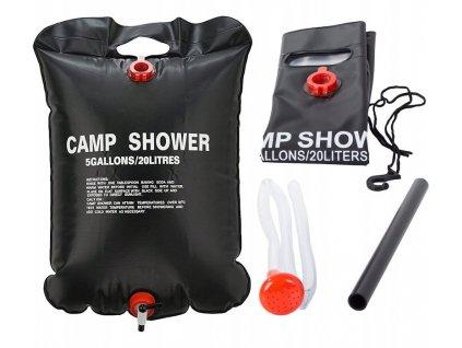 Prysznic turystyczny biwakowy na camping 20l