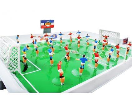 Stolní fotbal - 22 hráčů na pružinách, 1499
