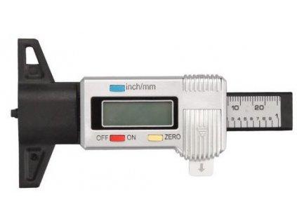 Digitální měrič hloubky dezénu pneumatik, 440