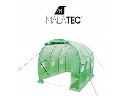 Tunel Foliowy 10m2 Ogrodowy Szklarnia 4x2 5x2m Producent Malatec