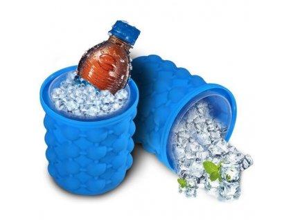 Silikonová nádoba na výrobu ledu - DELUXE edice