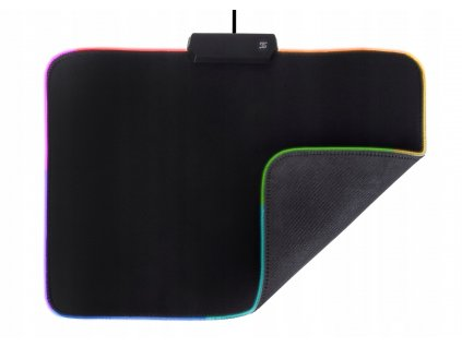 Gamingowa Podkladka pod Mysz Podswietlana LED RGB EAN 5902802919694