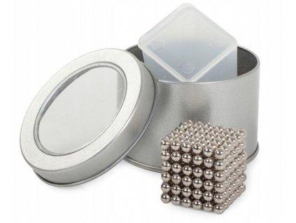 KULKI NEOCUBE MAGNETYCZNE STALOWE 216 szt 5mm BOX Liczba elementow 216 szt