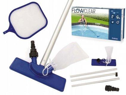 Zestaw czyszczacy do basenu Bestway 58013 Producent Bestway