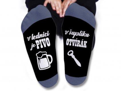 RDH ponozky panske WZ 016 002