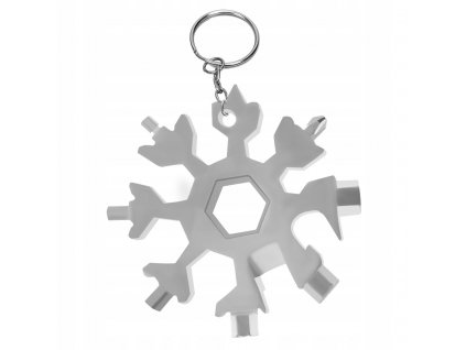 Multitool Klucz Wielofunkcyjny 18w1 Snow ISO TRADE Model Snow Flake Sniezynka Multinarzedzie (1)