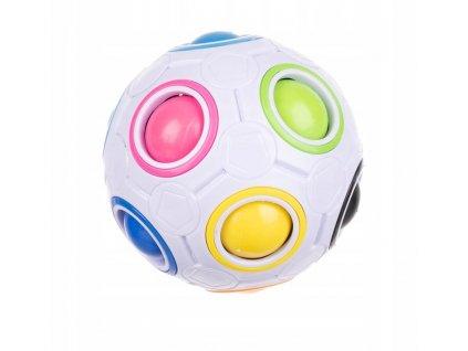 Pilka Antystresowa Kulka Kolorowa Kula Sensoryczna Glebokosc produktu 7 cm