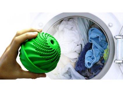 Prací koule, zelená