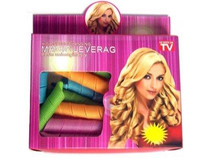 18 Magic Circle Hair Styling Roller Curler Leverag Set NYT101