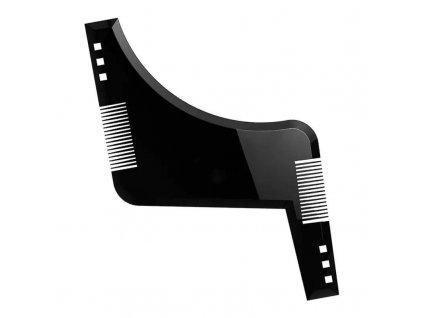 Pronett XJ3580 Hřeben a šablona na zastřihování vousů