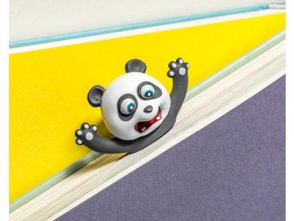 eng pl 3D Bookmark PANDA 2851 4
