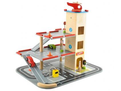 pol pl Parking drewniany tor 6526 1
