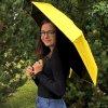 Skládací deštník - žlutý
