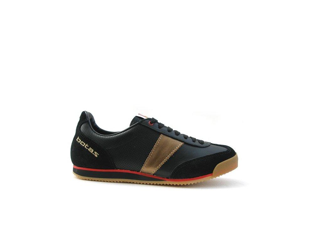 modni retro obuv botas classic 16 le black