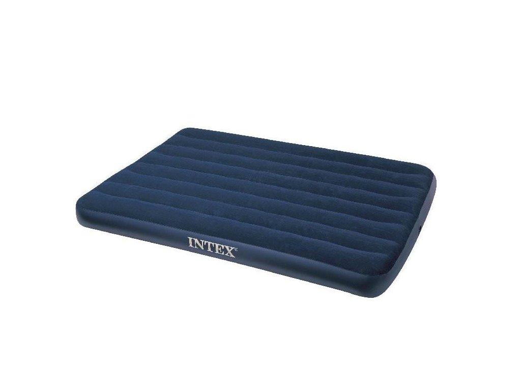 nafukovaci postel matrace intex full 137 x 191 cm