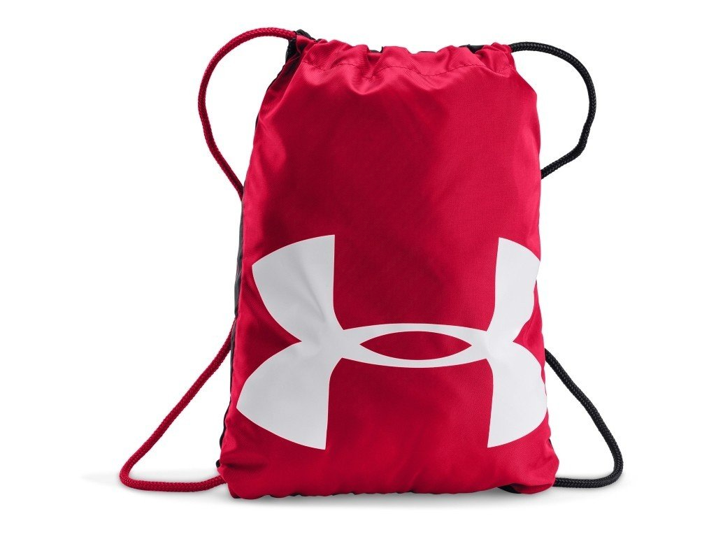 under armour ozsee sackpack cervena
