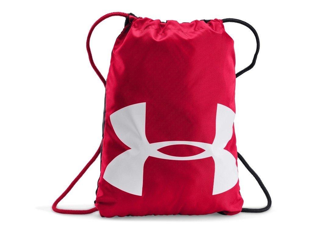 under armour ozsee sackpack cervena