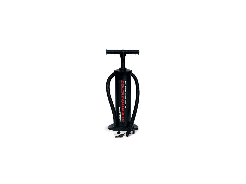 rucni pumpa intex double quick iii