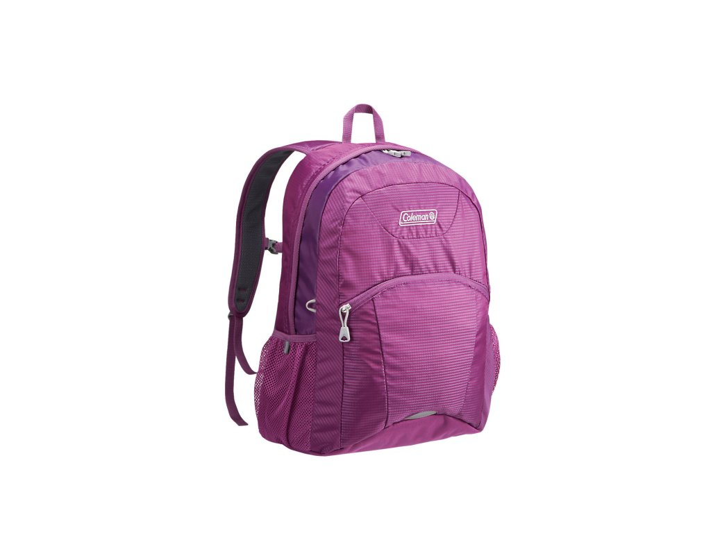 coleman practi city 20 purple