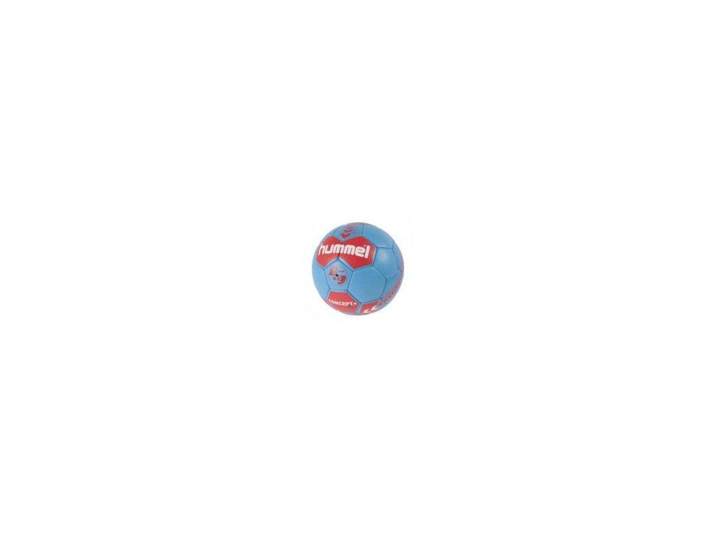 míč na házenou Hummel 1,3 CONCEPT+ (Velikost 2, Barevné provedení modrá/oranžová)