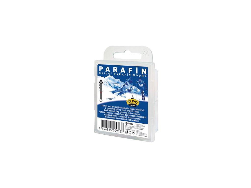 skivo parafin modry