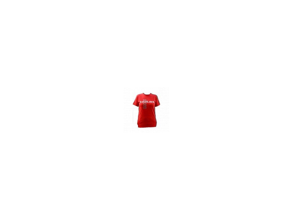 TRIČKO BOTAS red (Velikost XL)