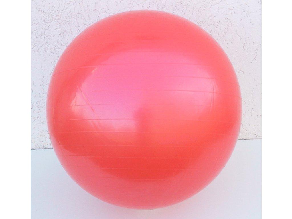 gymnasticky relaxacni mic unison un 2015 75 cm cervena