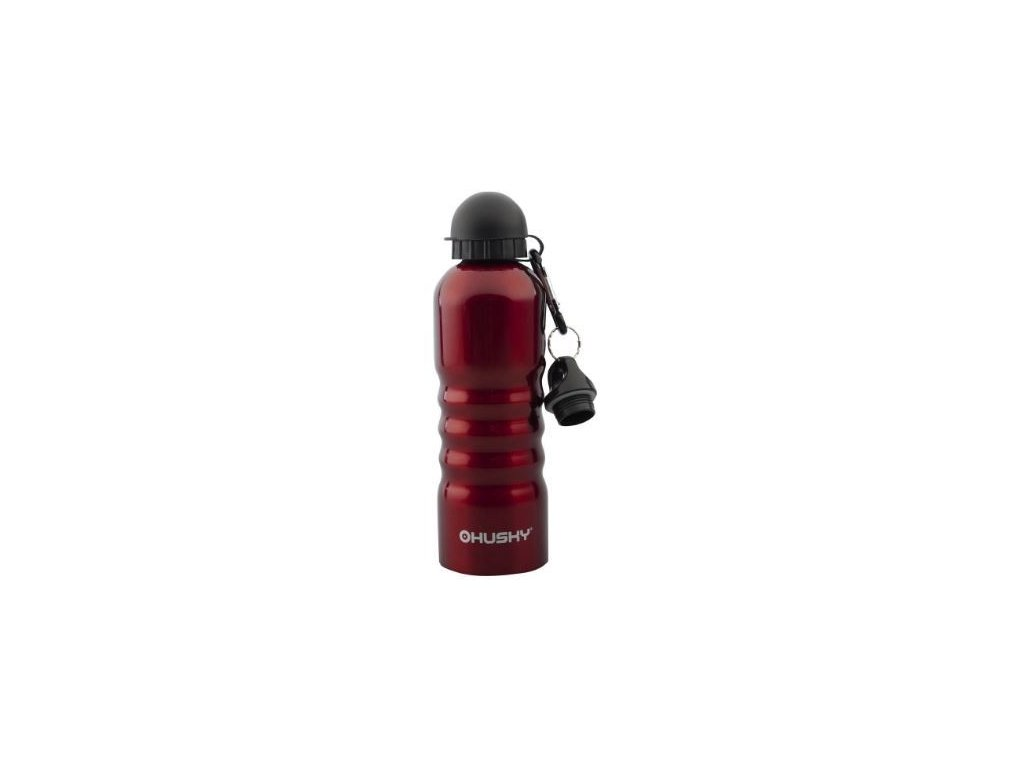 sportovni lahev husky flagon 750 cervena