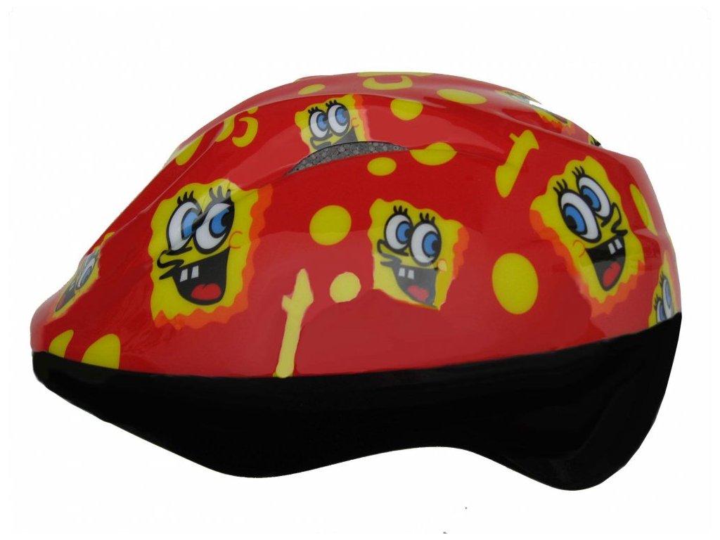 Dětská cyklistická helma Fly sponge