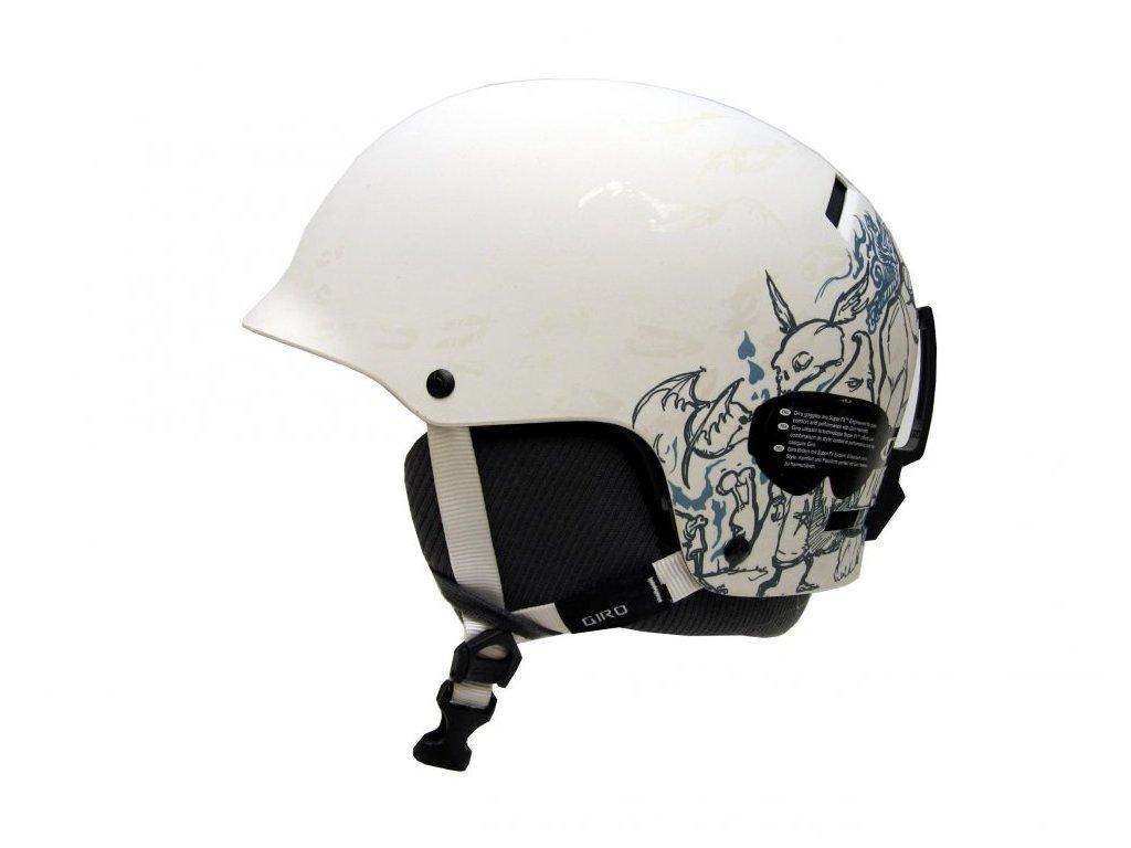 lyzarska helma giro revolver white family gathering