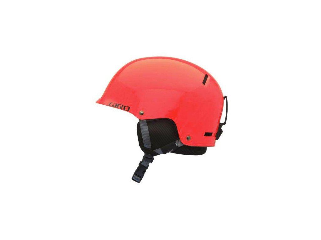 Lyžařská helma Giro Revolver plastic peach - M