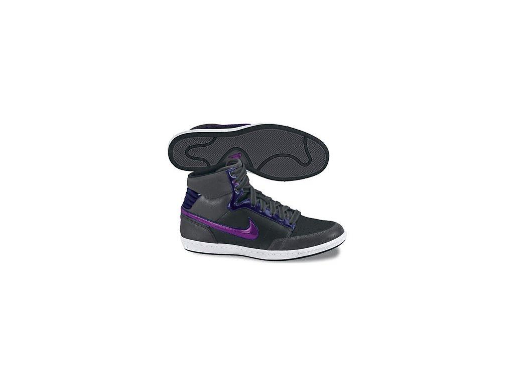 Dámské kotníkové tenisky Nike Double Team LT Hi