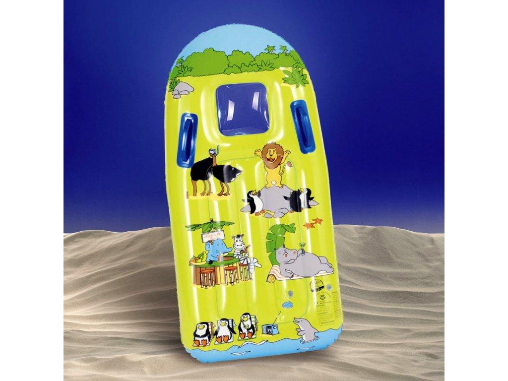 Nafukovací lehátko Beach fun 98x51 cm