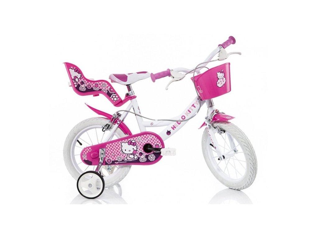 Dětské kolo Dino 164R-HK Hello Kitty 16