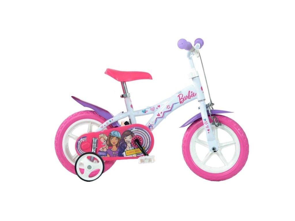 Dětské kolo Dino 612GL-BA Barbie 12
