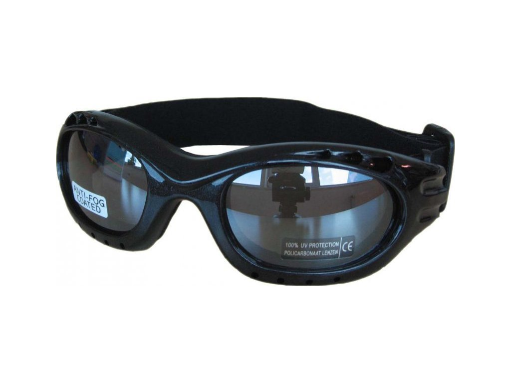 Sluneční lyžařské brýle Cortini 91480 black