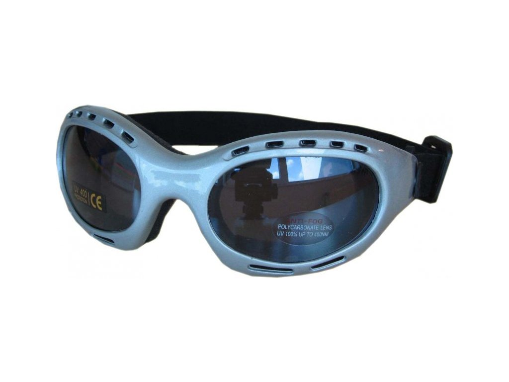 Brýle na běžky Cortini Spaio silver