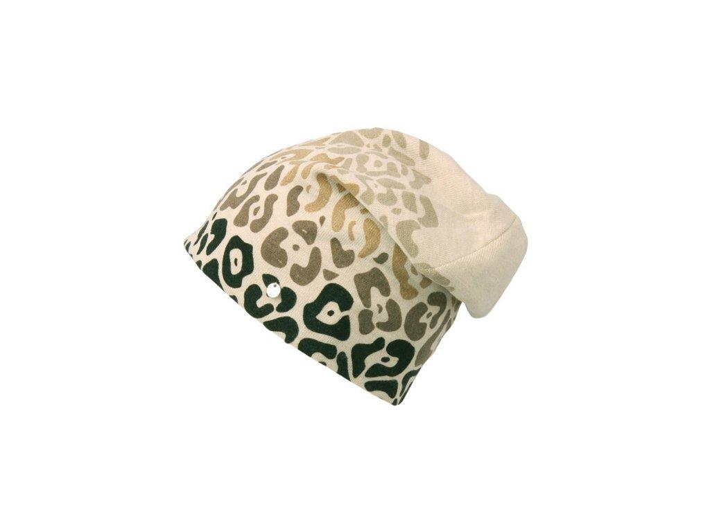 Zimní rasta čepice Hat You CP2084 béžová
