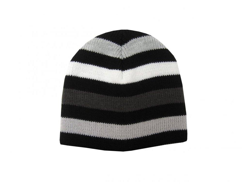 Zimní pletená čepice Mess CP482