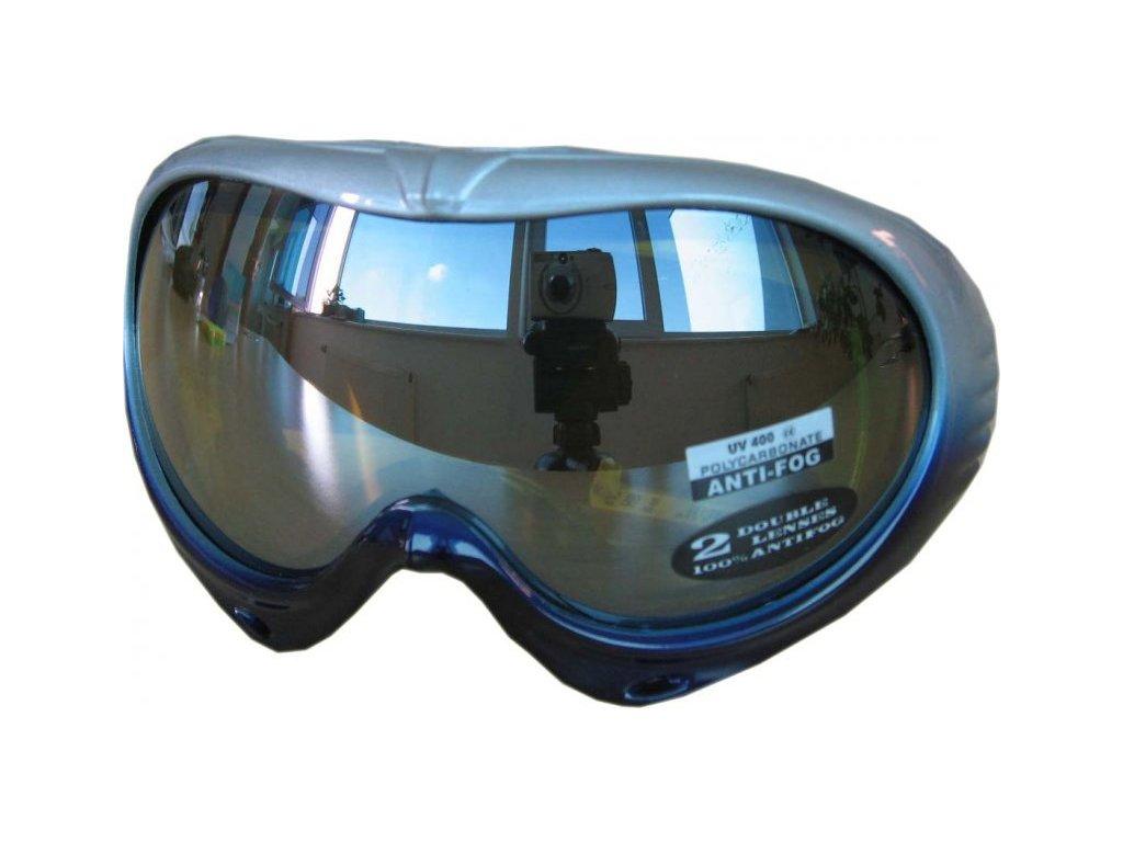 Lyžařské brýle Cortini G1409K-3 junior tm. modré