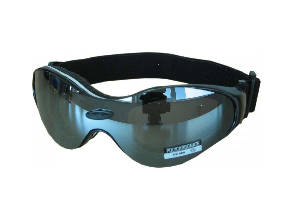 Lyžařské sluneční brýle Cortini senior + náhradní sklo