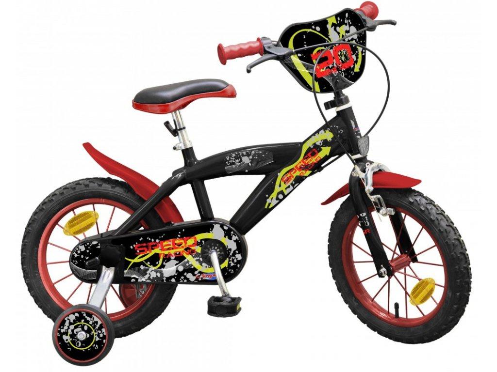 Dětské kolo Toimsa Speed 14 černé